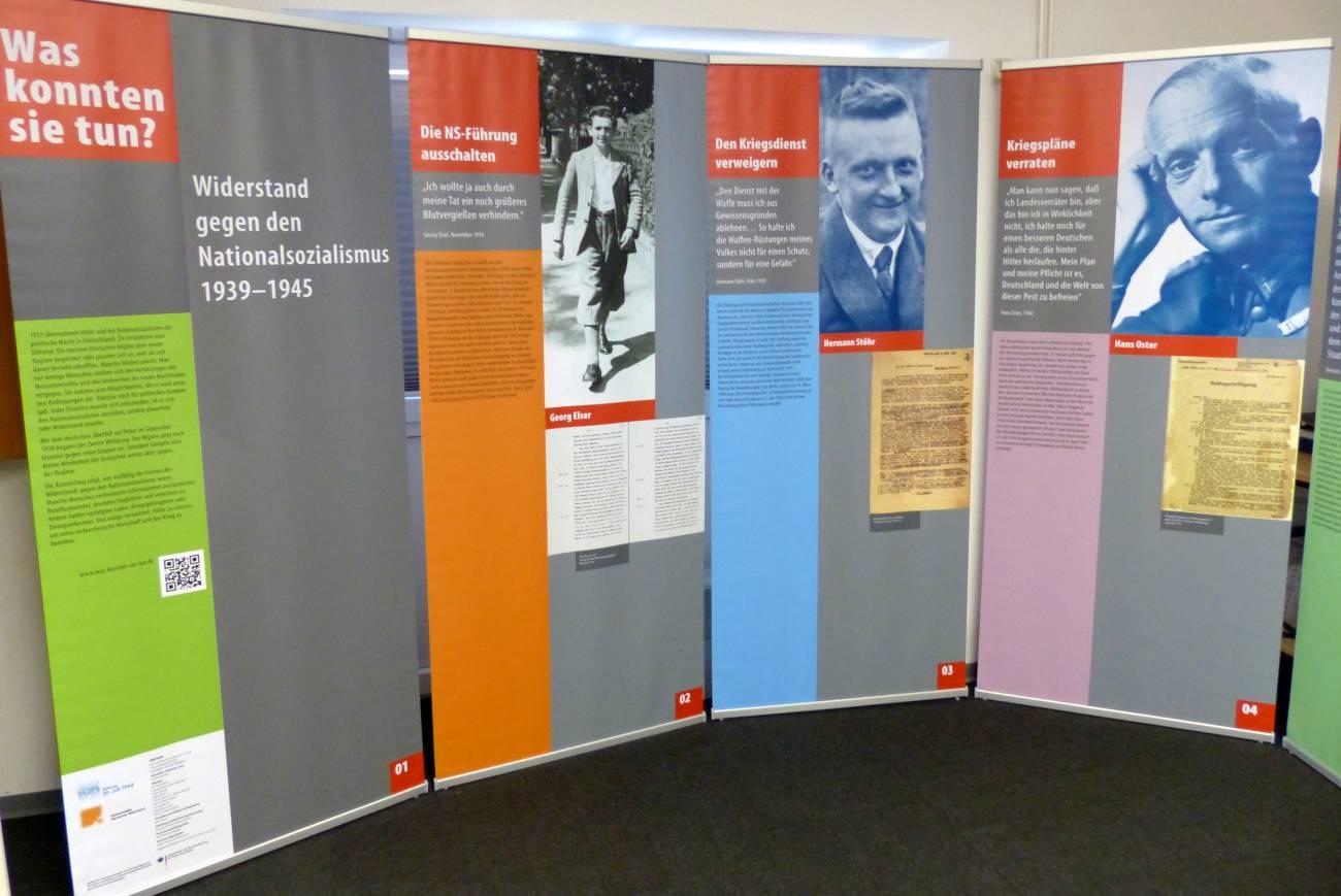 aktiver widerstand nationalsozialismus
